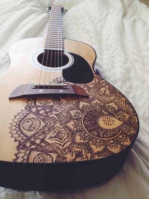 Diseño guitarra                                                                                                                                                      Más