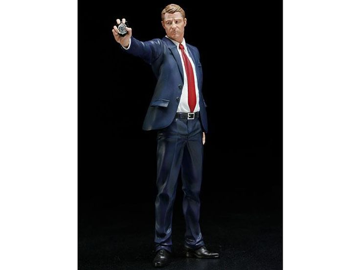 *PRE-ORDER* JAMES GORDON Gotham TV Series 1/10 Scale ArtFX+ Statue By Kotobukiya