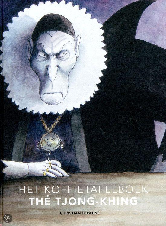 Het koffietafelboek van Thé Tjong-Khing