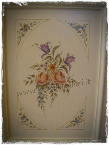 Decorazioni | Mobili dipinti a mano | Mobili dipinti a mano