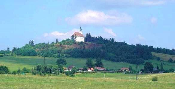 Naučná stezka na Uhlířském vrchu - Bruntál