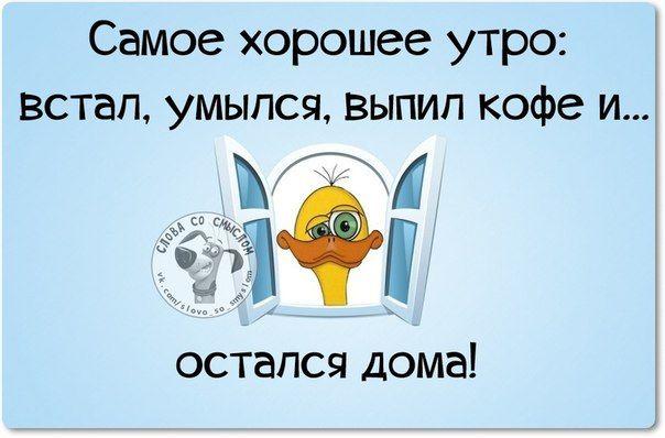 Веселые картинки с позитивными фразочками (25 штук) » RadioNetPlus.ru развлекательный портал