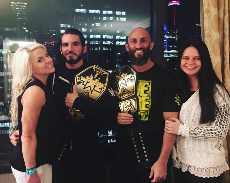 """2,083 Likes, 7 Comments - Candice LeRae (@candicelerae) on Instagram: """"#tbt The day my tag partner settled down and married a smokin hot babe! #worldscutesttagteam…"""""""