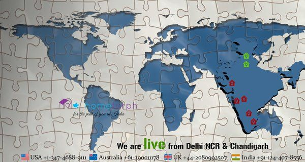 We are live for #NRIs across the globe. To enjoy #servicesinIndia call +91-124-4078556/visit http://www.hometurph.com