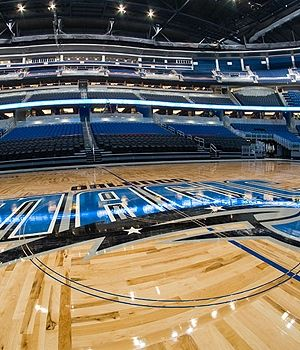 Amway Center Achieves LEED Gold Certification | THE OFFICIAL SITE OF THE ORLANDO MAGIC