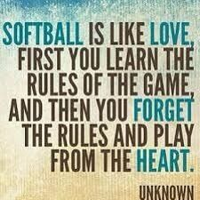 Forget The Rules And Play From The Heart!