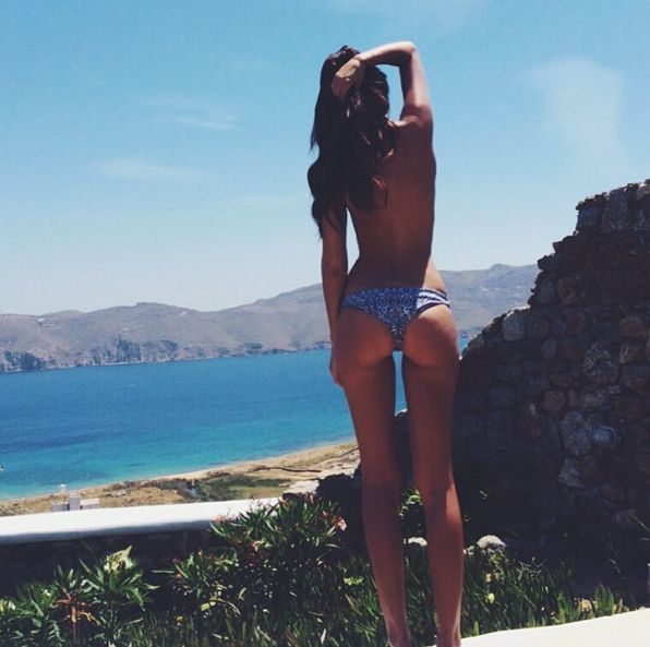 Here's what Made In Chelsea's Lucy Watson eats to feel fit for summer...