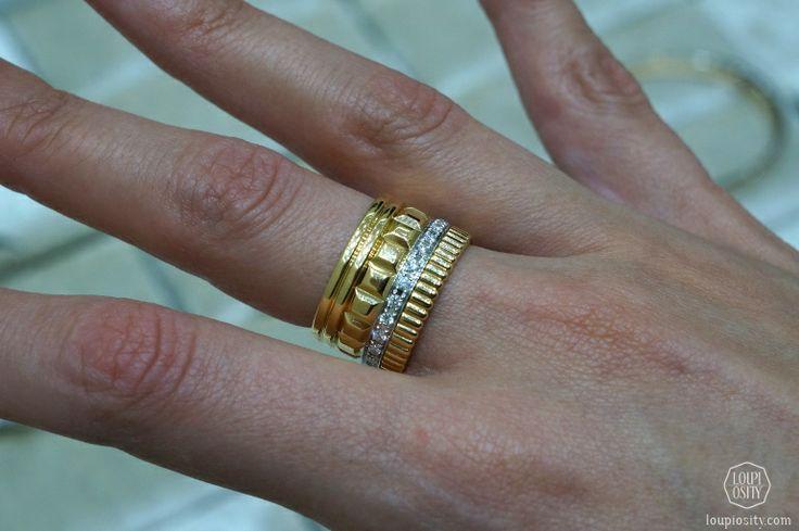 Boucheron Quatre Ring Adorn Your Finger Pinterest