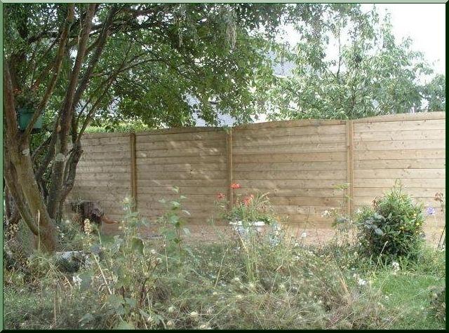 Kerítés panelek