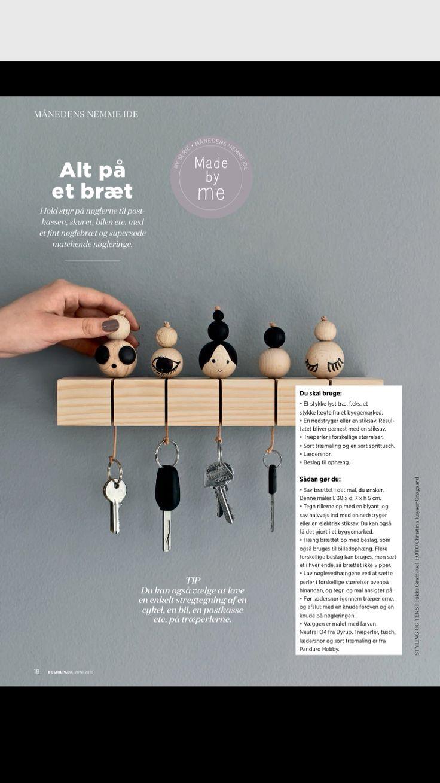 Keyhanger ser i BoligLiv - #DIY