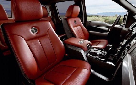 2013 F150 Limited Interior - my truck :0