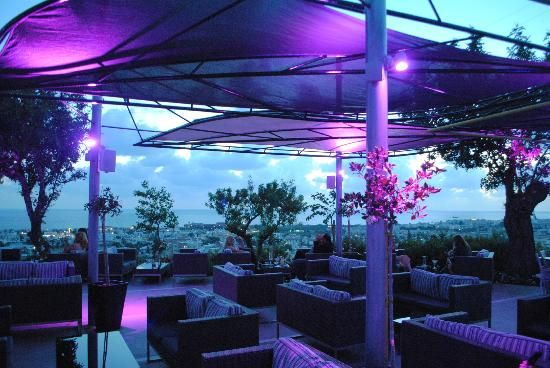 #Muse restaurant, #Paphos... Great food, good menu choice and unobtrusive service. Combine this with fabulous architecture, location, lighting and stunning panoramic views over the city, and you have somewhere thoroughly deserving a place on the Paphos must-visit list. Photo: Louise_Gary56 on TripAdvisor. Post: Nikki at www.pissouribay.com.