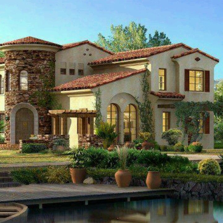 tuscan home i want itwwwchristinakhandancom christina khandan my dream - My Dream Home Design