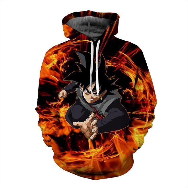 DBZ Evil Goku Black Zamasu Fire Future Trunks Saga 3D Printing Hoodie  #DBZ #Evil #Goku #Black #Zamasu #Fire #FutureTrunksSaga #3D #Printing #Hoodie