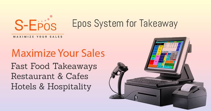 A simple but effective EPOS system, which helps manage your Takeaway from order taking to reports. With our Epos System for Takeaway We program your menu, so you're up and running straight away.  For more information - https://www.s-epos.co.uk/restaurants-takeaways/  #TakeawayEPoS #EPoSSystems #Aberdeen