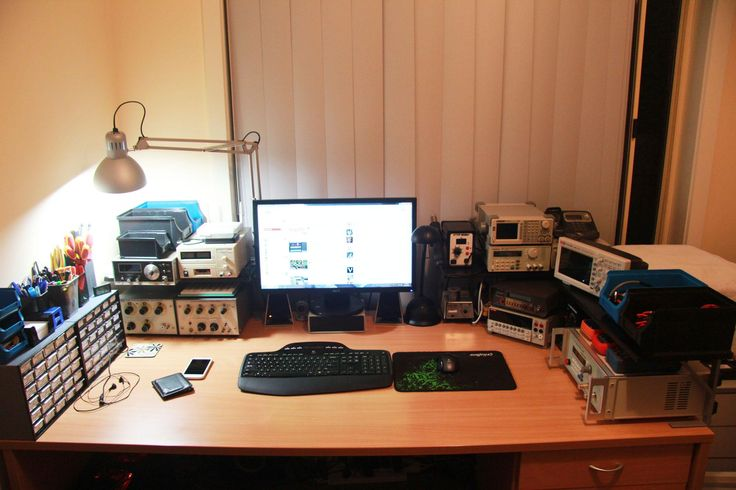 Whats your WorkBench/lab look like? Post some pictures of