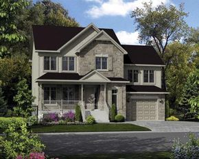 Elevation of House Plan 52687