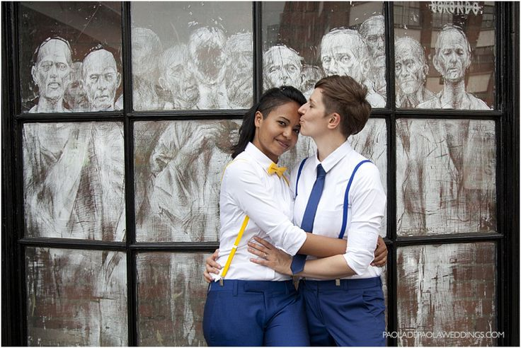 351 Best Images About Bridesx2 On Pinterest  Black -8181