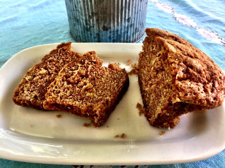 recipe of the week chip's zucchini bread  zucchini bread