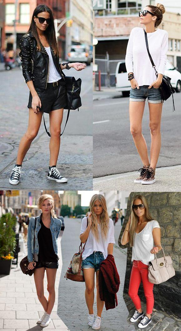5+: Looks com tênis, como usar?                              …