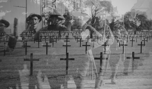 Song for Remembrance Day: Soldier's Song | Folk Radio UK - ❈ www.pinterest.com/WhoLoves/Rememberance-Day ❈ #RememberanceDay #Armistice Day #PoppyDay