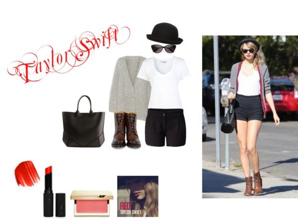 """""""Taylor Swift Casual Chic"""" by vered-laor-israeli-jewelry on Polyvore"""