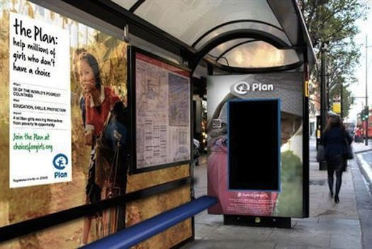 Facial Recognition Billboard Only Lets Women See the Full Ad