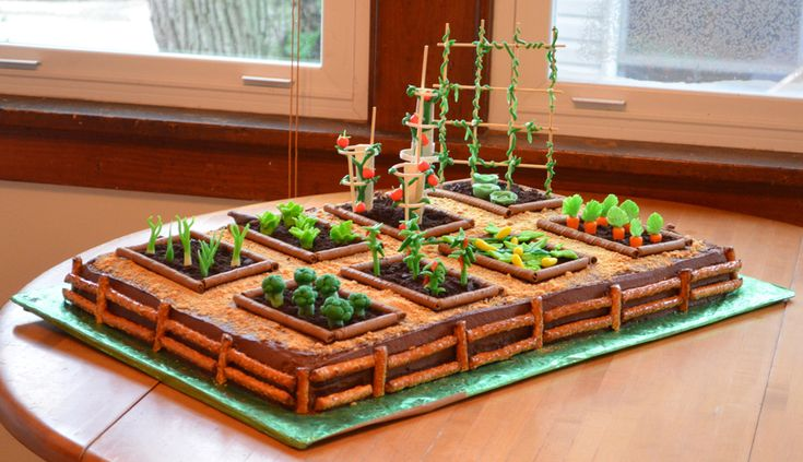 Garden Cake