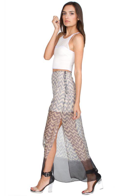 Moonlightin' Maxi Skirt