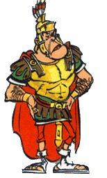 Ignoramus  A birthday gift for Obelix  Citizenship : Roman  French name : Absolumentexclus  German name : Absolutus  Dutch name : Absolutus  Spanish name : Nihablarum  Italian name : Absolumentexclus  Portugese name : Absolumentexclus