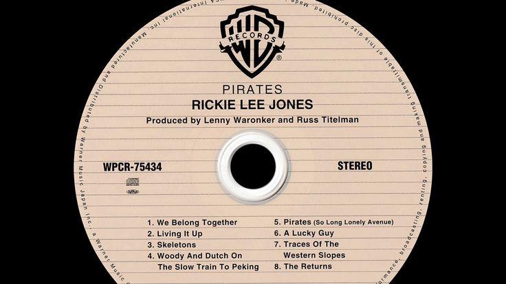 Rickie Lee Jones - We Belong Together (original audio, studio record)
