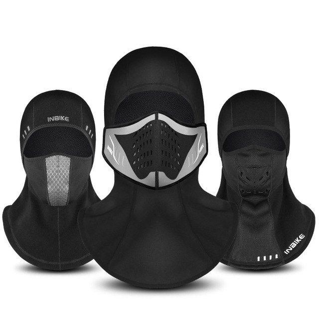 Bicycle Snowboard Helmet Cap Cycling Hat Fleece Hood Ear Protection