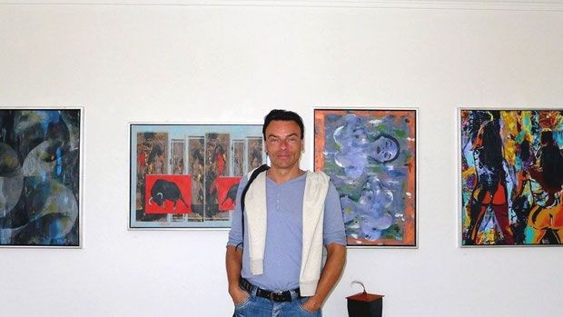 Exhibitions - Peter Pitsch