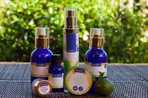 Patchouli, Lime & Green Tea Collection. Fresh and light skincare, to balance, repair and moisturize.