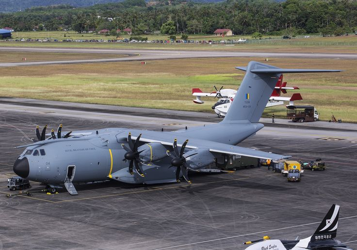 https://flic.kr/p/UdUpEC   Airbus Military A.400M   Royal Malaysian Air Force