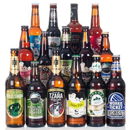 British Beer hamper