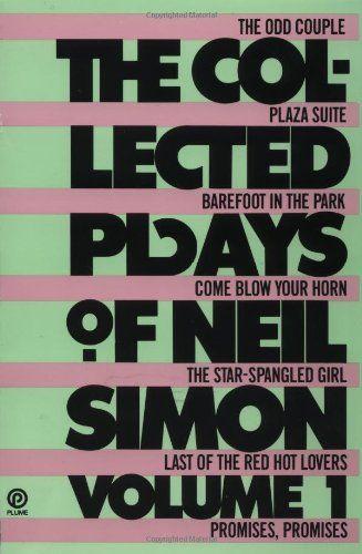 The Collected Plays of Neil Simon: 1: Amazon.it: Neil Simon: Libri in altre lingue