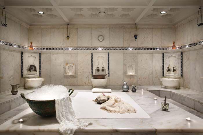Хамам — турецкие бани в Одинцово от компании «Галерея Камня»