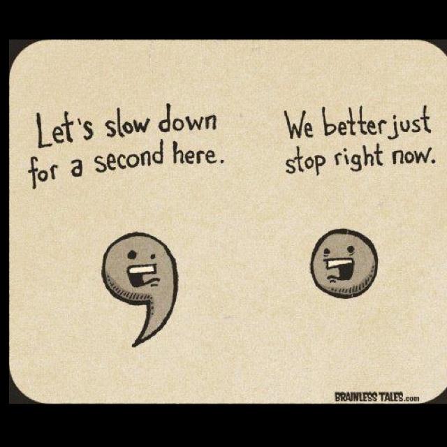grammar humor. im a nerd :)