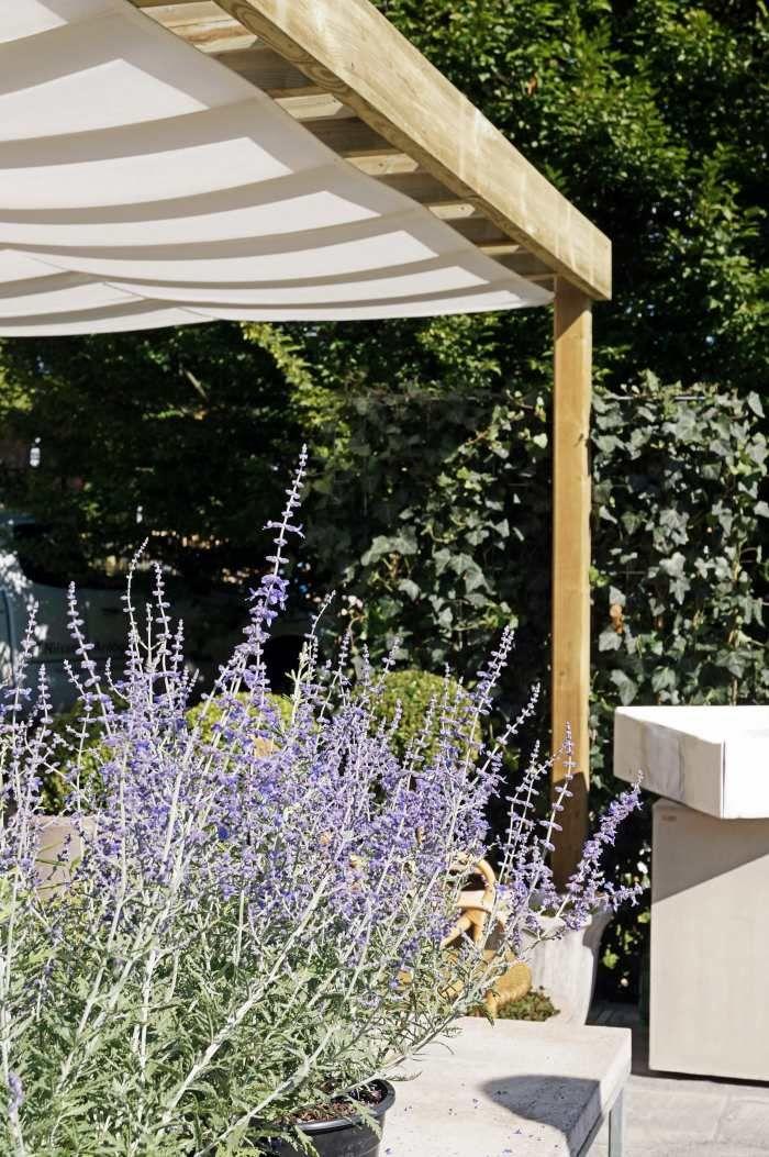 Trädgård | Simplicity plexiglas med segelduk