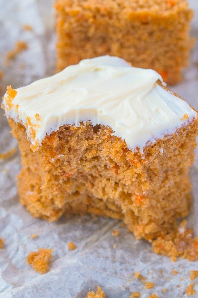 A healthy flourless carrot breakfast cake which tastes like dessert but is chock full of nutrients! Naturally gluten free, vegan and sugar free!