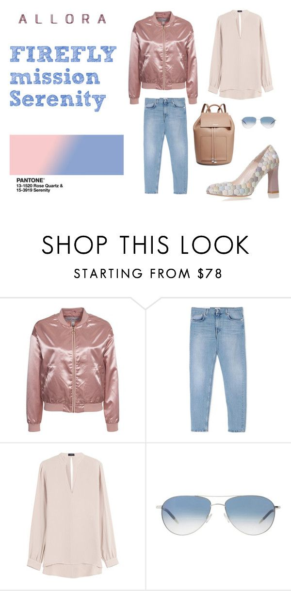 """""""Mission serenity"""" by mirra-morgenstern on Polyvore featuring NLY Trend, Acne Studios, Joseph, Oliver Peoples and Michael Kors"""