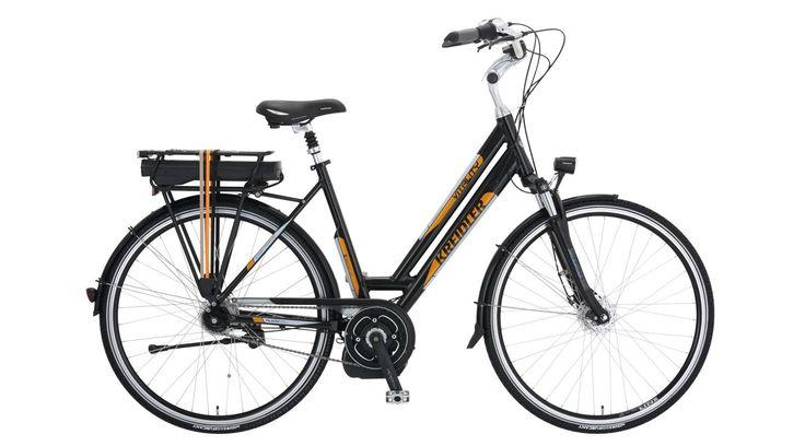 E-bike Kreidler Vitality Elite VE 2.1 - Shimano Nexus 8 (rama męska)