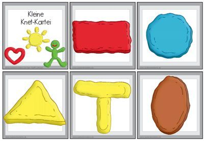 kleine-knet-kartei - Zaubereinmaleins - DesignBlog