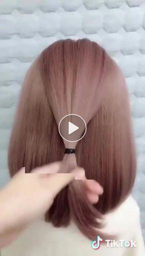 Simple braided hair styles #coolbraidedhairstyles