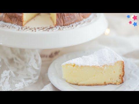 Torta Soffice Limone e Ricotta | Ricetta Facile | Polvere di Riso - YouTube