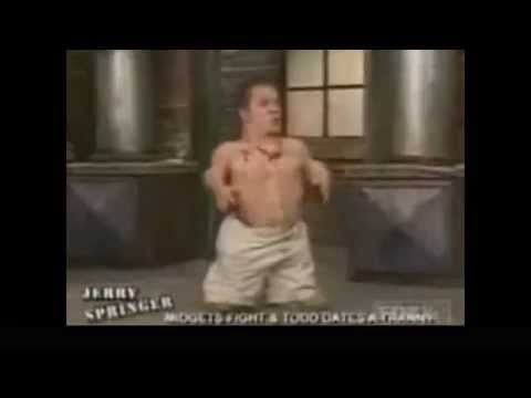 Incroyable Combat de nain chez Jerry! Et ça,ça va se savoir - YouTube