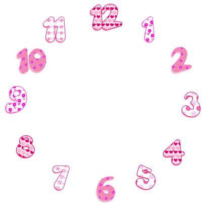 Personalizeaza acest ceas cu imaginea fetitei . Orele au model special pentru fetite. Optional, poti adauga si prenumele fetitei, cu un font la fel de dragalas.