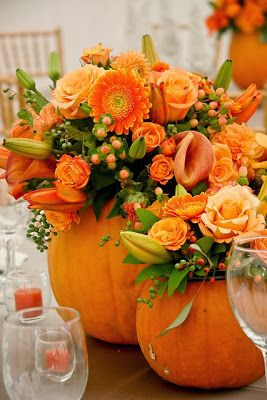 What a beautiful Thanksgiving centerpiece. Save on everything you need for the…