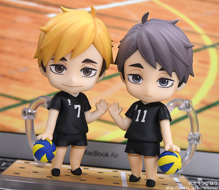 Haikyu! TO THE TOP: Atsumu Miya PRE-ORDER Orange Rouge Nendoroid